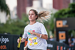 Runners compete at the Bloomberg Square Mile Relay race at Parque do Povo on 18 October 2017 in São Paulo, Brazil. Photo by Victor Fraile / Power Sport Images