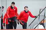 160316 Manchester Utd Training UEL