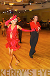 TALENTED:  The International Celtic Classic Ballroom Dance Championships at the Brandon Hotel.