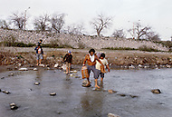 Del Rio, TX. January, 1983. <br />