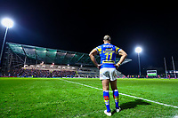 Picture by Alex Whitehead/SWpix.com - 08/03/2018 - Rugby League - Betfred Super League - Leeds Rhinos v Hull FC - Emerald Headingley Stadium, Leeds, England -A General View (GV). Jamie Jones-Buchanan.