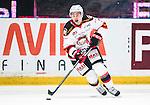 Stockholm 2014-10-14 Ishockey Hockeyallsvenskan AIK - Malm&ouml; Redhawks :  <br /> Malm&ouml; Redhawks Nils Andersson i aktion <br /> (Foto: Kenta J&ouml;nsson) Nyckelord:  AIK Gnaget Hockeyallsvenskan Allsvenskan Hovet Johanneshov Isstadion Malm&ouml; Redhawks portr&auml;tt portrait