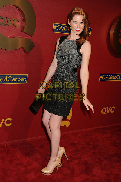 28 February 2014 - Los Angeles, California - Sarah Drew. QVC Presents Red Carpet Style held at the Four Seasons Hotel. <br /> CAP/ADM/BP<br /> &copy;Byron Purvis/AdMedia/Capital Pictures