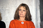 Gloria Steinem, American feminist, journalist, and social and political activist and Chair, Voters for Choice appears at a press conference in Washington, DC on the pro-choice rally at the United States Capitol on April 8, 1989.<br /> Credit: Arnie Sachs / CNP