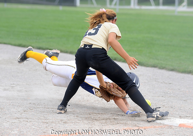 Fastpitch Classic at Rolf Park in Maumee, OH., 7-20-13