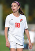 Rachel Florenz #18 of East Islip plays in a Suffolk County Class AA varsity girls soccer first round playoff game against North Babylon at East Islip High School on Monday, Oct. 24, 2016. (Note to editor: per Andy Slawson, subject is going to be featured as upcoming Athlete of the Week)