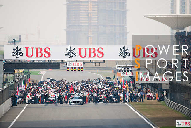 Day 3 of the UBS Chinese Grand Prix on 17th April 2011. Photo © Alberto Lessmann / The Power of Sport Images for UBS