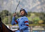 DEC 28: Joe Bravo at Santa Anita Park in Arcadia, California on December 28, 2019. Evers/Eclipse Sportswire/CSM