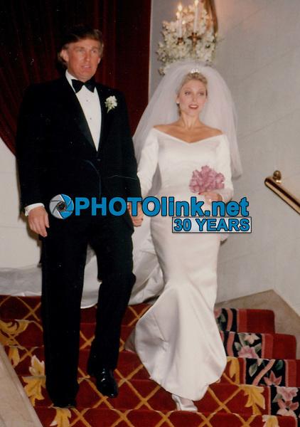 Donald Trump Marla Maples 1993<br /> Photo By John Barrett-PHOTOlink.net
