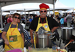 Toni and Mark Groth from Sacramento during the Beer and Chili Festival at the Grand Sierra Resort in Reno, Nevada on Saturday, Oct. 21, 2017.