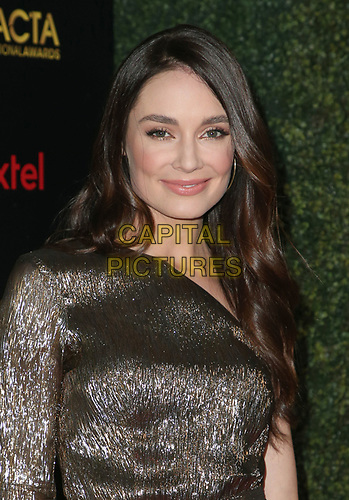 04 January 2019 - West Hollywood California - Mallory Jansen. 8th AACTA International Awards held at Skybar at Mondrian Los Angeles.         <br /> CAP/ADM/FS<br /> ©FS/ADM/Capital Pictures