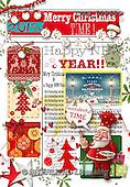 Isabella, CHRISTMAS SANTA, SNOWMAN, WEIHNACHTSMÄNNER, SCHNEEMÄNNER, PAPÁ NOEL, MUÑECOS DE NIEVE, paintings+++++,ITKE528659,#x# Newsletter, Santa's Mail