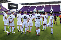Orlando, FL - Monday January 07, 2019: 2019 MLS Player Combine at Orlando City Stadium.