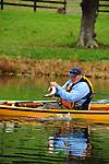 Fall Kayak fishing