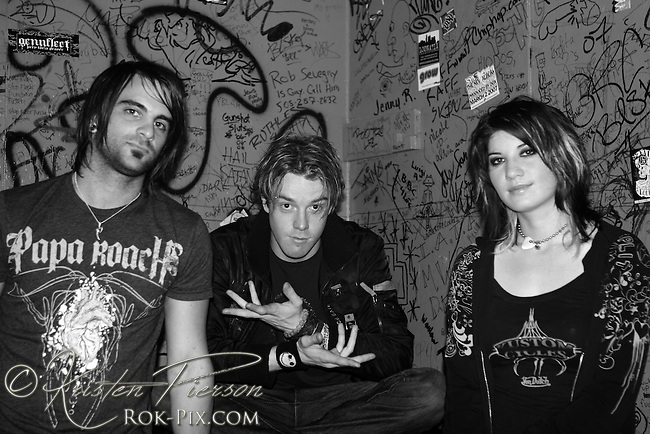 Sick Puppies in Providence 2007