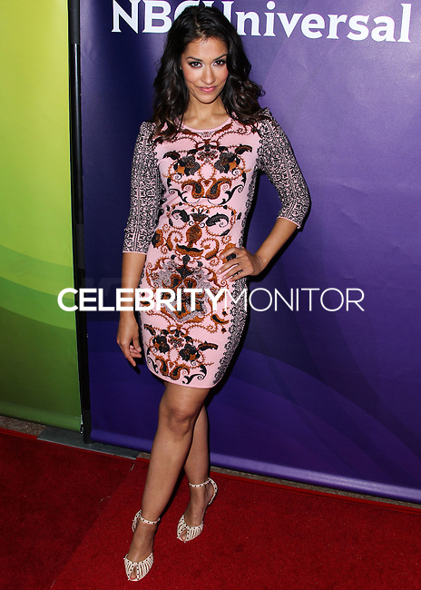 BEVERLY HILLS, CA, USA - JULY 13: Janina Gavankar at the NBCUniversal Summer TCA Tour 2014 - Day 1 held at the Beverly Hilton Hotel on July 13, 2014 in Beverly Hills, California, United States. (Photo by Xavier Collin/Celebrity Monitor)