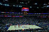 17th January 2019, The O2 Arena, London, England; NBA London Game, Washington Wizards versus New York Knicks; Washington Wizards pull back the score to 90-91