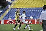 Pakhtakor vs Al Sadd during the 2011 AFC Champions League Group B match on March 16, 2011 at the Pakhtakor Markaziy Stadium in  Tashkent, Uzbekistan. Photo by Adnan Hajj / World Sport Group