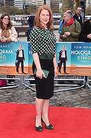 "Jane Perry<br /> arrives for the premiere of ""A Hologram for the King"" at the Bfi, South Bank, London<br /> <br /> <br /> ©Ash Knotek  D3110 25/04/2016"