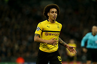 Axel Witsel of Borussia Dortmund during Tottenham Hotspur vs Borussia Dortmund, UEFA Champions League Football at Wembley Stadium on 13th February 2019