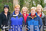 Killarney ladies who participated in the Hospice walk in Muckross on Friday morning l-r: Helen Kerins, Mairead Sheahan, Anne Mangan, Brid Lynch and Betty Garnett   Copyright Kerry's Eye 2008
