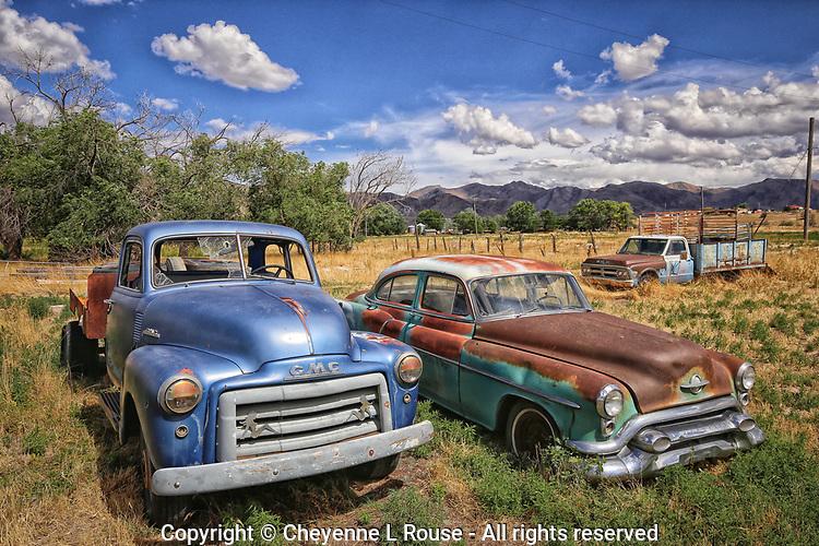 Field of Rust - Utah