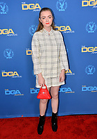 LOS ANGELES, CA. February 02, 2019: Elsie Fisher at the 71st Annual Directors Guild of America Awards at the Ray Dolby Ballroom.<br /> Picture: Paul Smith/Featureflash
