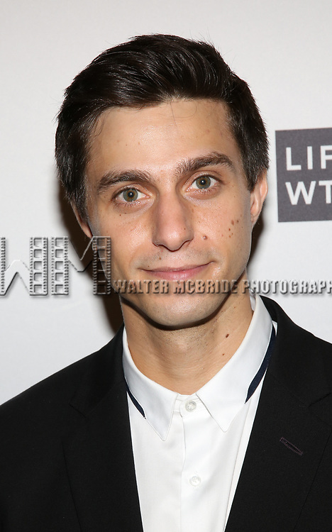 Gideon Glick attends the 83rd Annual Drama League Awards Ceremony  at Marriott Marquis Times Square on May 19, 2017 in New York City.