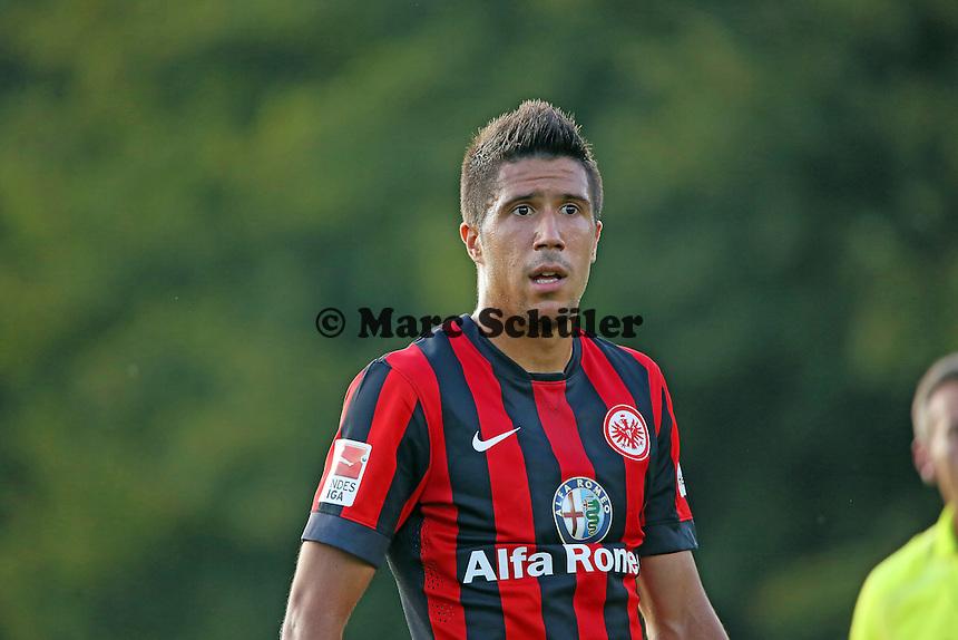 Slobodan Medojevic (Eintracht) - VfB Unterliederbach vs. Eintracht Frankfurt