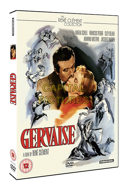 DVD COVER ART<br /> in Gervaise (1956) <br /> *Filmstill - Editorial Use Only*<br /> CAP/NFS<br /> Image supplied by Capital Pictures