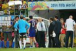 Alberto Zaccheroni (JPN), <br /> JUNE 24, 2014 - Football /Soccer : <br /> 2014 FIFA World Cup Brazil <br /> Group Match -Group C- <br /> between Japan 1-4 Colombia <br /> at Arena Pantanal, Cuiaba, Brazil. <br /> (Photo by YUTAKA/AFLO SPORT)