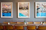 ENGLAND, Brighton, a seaside story, The Artist Residence