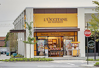 L'Occitane perfume store located at the Shops at Stonefield in Charlottesville, VA. Photo/Andrew Shurtleff