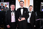 © Joel Goodman - 07973 332324 . 01/03/2018 . Manchester , UK . Team of the Year – Corporate/Commercial winner is Eversheds Sutherland . The Manchester Evening News Legal Awards at the Midland Hotel in Manchester City Centre . Photo credit : Joel Goodman