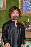 "LOS ANGELES, CA. October 04, 2018: Peter Dinklage at the Los Angeles premiere for ""My Dinner With Herve"" at Paramount Studios.<br /> Picture: Paul Smith/Featureflash"