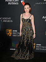 Cassandra Compton at the 2017 AMD British Academy Britannia Awards at the Beverly Hilton Hotel, USA 27 Oct. 2017<br /> Picture: Paul Smith/Featureflash/SilverHub 0208 004 5359 sales@silverhubmedia.com