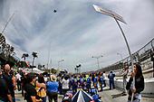 Alexander Rossi, Andretti Autosport Honda, F-35 flyover