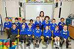 Miss Quirke's Junior Infants Class in CBS