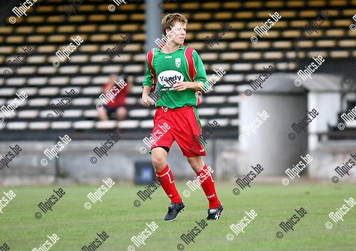 2010-07-25 / Seizoen 2010-2011 / Voetbal / K Berchem Sport / Michiel Buts..Foto: mpics