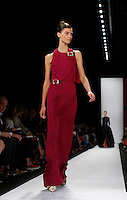 Carolina Herrera Show at the New York Fashion Week  in New York,  Sept 09, 2013, Photo by Stringer / VIEWpress.
