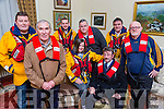 Launching the 2015 Kerry Sports Star and Special awards which will be held in the Malton Hotel on the 29th January in aid of Valentia Lifeboat were the three judges Weeshie Fogarty, Padraig Hartnett and Murt Murphy and Ken O'Dea event organisor and Lifeboat crew Leo Houlihan, Cornelia Lyne, Tommy Gilligan and Brian Curtin