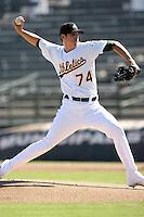 James Simmons - Phoenix Desert Dogs, 2009 Arizona Fall League.Photo by:  Bill Mitchell/Four Seam Images..