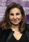"""Kathy Najimy attends The American Associates of the National Theatre's Gala celebrating Tony Kushner's """"Angels in America"""" on March 11, 2018 at the Ziegfeld Ballroom,  in New York City."""