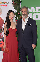 WESTWOOD, CA - NOVEMBER 5: Rosalind Ross, Mel Gibson at the premiere of Daddy's Home 2 at the Regency Village Theater in Westwood, California on November 5, 2017. <br /> CAP/MPI/DE<br /> &copy;DE/MPI/Capital Pictures
