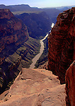 Toroweap Point on the Grand Canyon