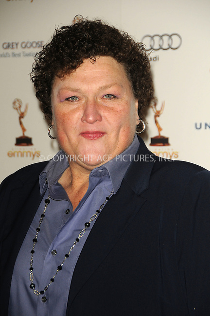 WWW.ACEPIXS.COM . . . . .  ....September 16 2011, LA....Dot-Marie Jones arriving at the 63rd Annual Emmy Awards Performers Nominee Reception held at Pacific Design Center on September 16, 2011 in West Hollywood, California. ....Please byline: PETER WEST - ACE PICTURES.... *** ***..Ace Pictures, Inc:  ..Philip Vaughan (212) 243-8787 or (646) 679 0430..e-mail: info@acepixs.com..web: http://www.acepixs.com