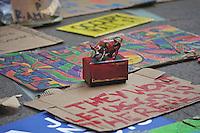 OWS in Zuccotti Park 10/07/11