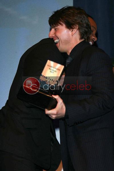 Will Smith and Tom Cruise<br />at the 22nd Annual Santa Barbara International Film Festival's presentation of the Modern Master Award to Will Smith. The Arlington Theatre, Santa Barbara, CA. 01-27-07<br />Dave Edwards/DailyCeleb.com 818-249-4998