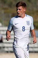 Harvey Barnes scorer of two goals for England U18's during England Under-18 vs Scotland Under-20, Toulon Tournament Semi-Final Football at Stade Parsemain on 8th June 2017