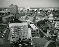 1961 September 26..Redevelopment.Downtown North (R-8)..Downtown Progress..North View from VNB Building..HAYCOX PHOTORAMIC INC..NEG# C-61-5-87.NRHA#..